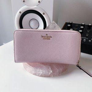 Pink Kate Spade Spencer Wallet